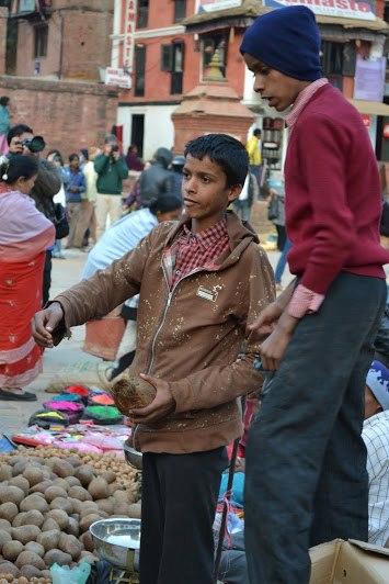 Nepali Merchants