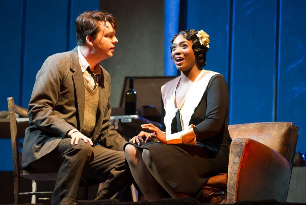 The version of La Boheme I saw did not feature a black Mimi, but I have to say that this London version featuring Angel Blue was pretty synchronistic. Tell me Spirit isn't urging me to get the point here!