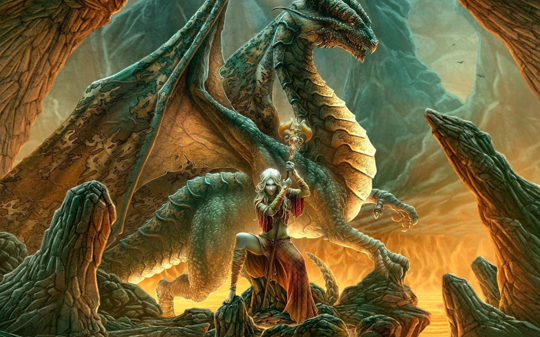 Spiritual Warrior Dragon